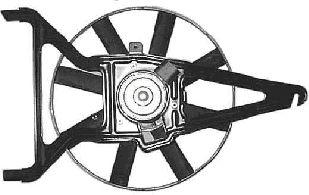 Ventilateur, refroidissement du moteur - VAN WEZEL - 0950746