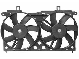Ventilateur, refroidissement du moteur - VAN WEZEL - 0951749