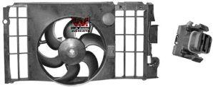 Ventilateur, refroidissement du moteur - VAN WEZEL - 0955746