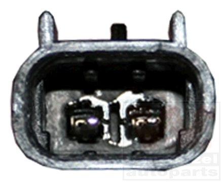 Ventilateur, refroidissement du moteur - VAN WEZEL - 0956746