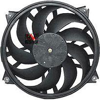 Ventilateur, refroidissement du moteur - VAN WEZEL - 0961745