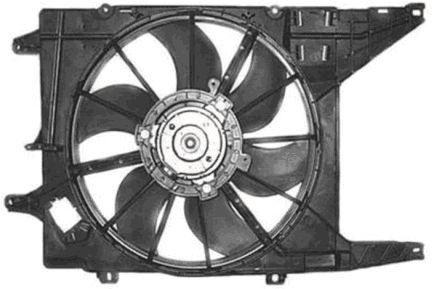 Ventilateur, refroidissement du moteur - VAN WEZEL - 1514747
