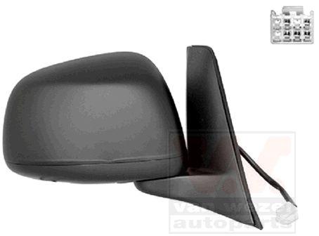 Rétroviseur extérieur - VAN WEZEL - 1603806