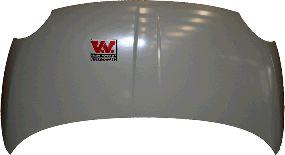 Capot-moteur - VAN WEZEL - 1604660