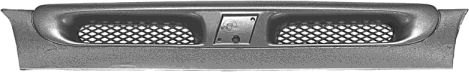 Grille de radiateur - VAN WEZEL - 1605510