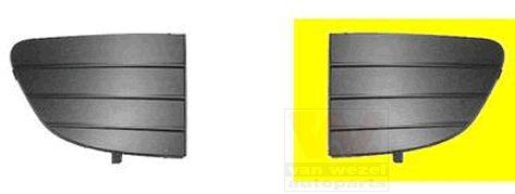 Grille de ventilation, pare-chocs - VAN WEZEL - 1619591