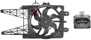 Ventilateur, refroidissement du moteur - VAN WEZEL - 1620745