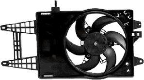 Ventilateur, refroidissement du moteur - VAN WEZEL - 1620746