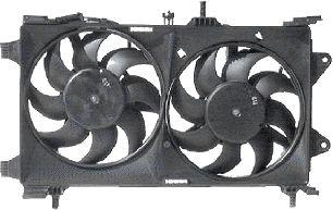 Ventilateur, refroidissement du moteur - VAN WEZEL - 1620750