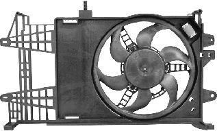 Ventilateur, refroidissement du moteur - VAN WEZEL - 1620751