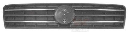 Grille de radiateur - VAN WEZEL - 1622510