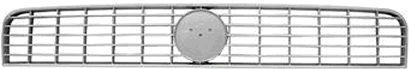 Grille de radiateur - VAN WEZEL - 1624514