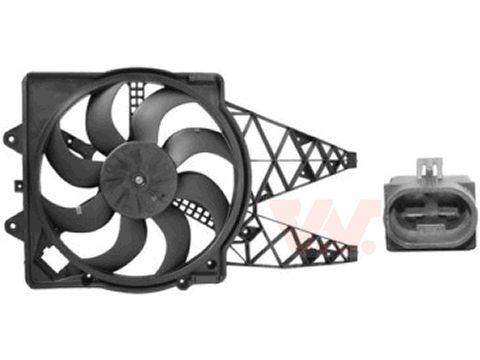 Ventilateur, refroidissement du moteur - VAN WEZEL - 1624748