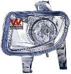 Projecteur antibrouillard - VAN WEZEL - 1624995