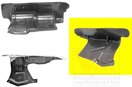 Insonoristaion du compartiment moteur - VAN WEZEL - 1625703
