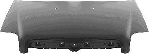 Capot-moteur - VAN WEZEL - 1636660