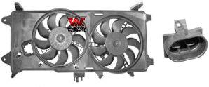 Ventilateur, refroidissement du moteur - VAN WEZEL - 1636749
