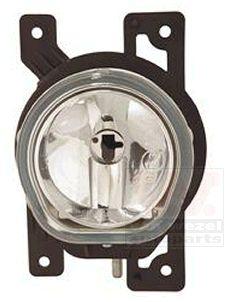 Projecteur antibrouillard - VAN WEZEL - 1638996