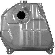 Réservoir de carburant - VAN WEZEL - 1650082