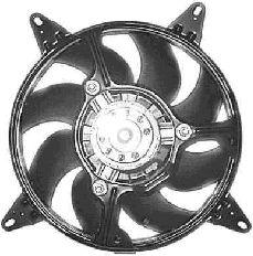Ventilateur, refroidissement du moteur - VAN WEZEL - 1708747