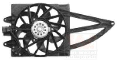 Ventilateur, refroidissement du moteur - VAN WEZEL - 1709748