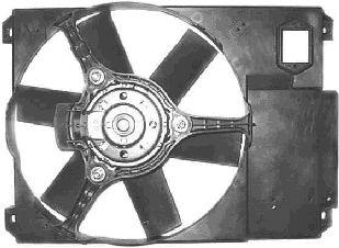 Ventilateur, refroidissement du moteur - VAN WEZEL - 1747746