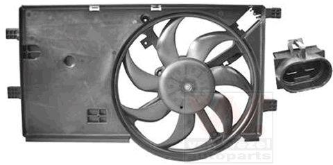 Ventilateur, refroidissement du moteur - VAN WEZEL - 1748746