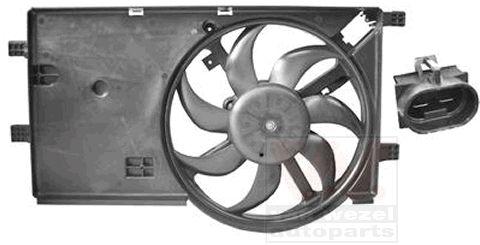 Ventilateur, refroidissement du moteur - VAN WEZEL - 1748747