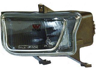 Projecteur antibrouillard - VAN WEZEL - 1754995