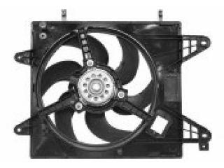 Ventilateur, refroidissement du moteur - VAN WEZEL - 1756746