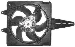 Ventilateur, refroidissement du moteur - VAN WEZEL - 1757747
