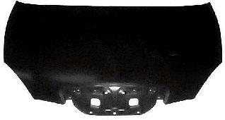 Capot-moteur - VAN WEZEL - 1776660