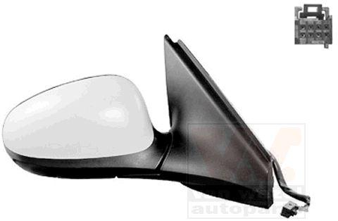 Rétroviseur extérieur - VAN WEZEL - 1787808