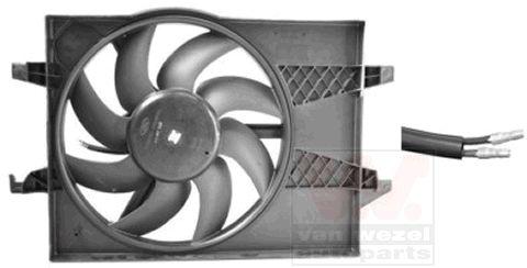 Ventilateur, refroidissement du moteur - VAN WEZEL - 1805746