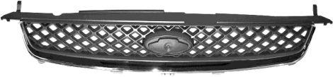 Grille de radiateur - VAN WEZEL - 1806514