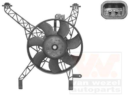 Ventilateur, refroidissement du moteur - VWA - 88VWA1807747