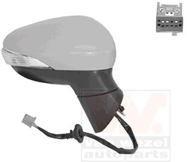 Rétroviseur extérieur - VAN WEZEL - 1807806