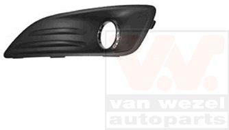 Grille de ventilation, pare-chocs - VAN WEZEL - 1808593