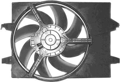 Ventilateur, refroidissement du moteur - VAN WEZEL - 1810746