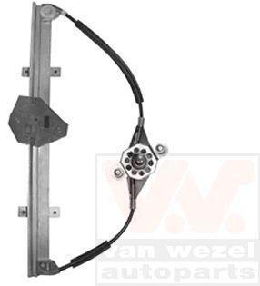 Lève-vitre - VAN WEZEL - 1825226