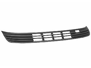 Grille de ventilation, pare-chocs - VAN WEZEL - 1825590