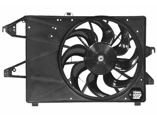 Ventilateur, refroidissement du moteur - VAN WEZEL - 1825746