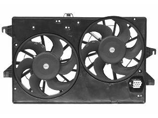 Ventilateur, refroidissement du moteur - VAN WEZEL - 1825749