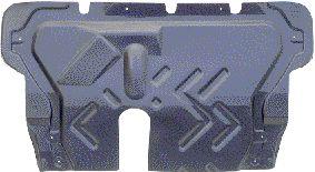 Insonoristaion du compartiment moteur - VAN WEZEL - 1826701