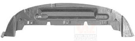 Insonoristaion du compartiment moteur - VAN WEZEL - 1828704
