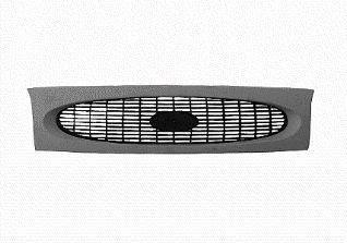 Grille de radiateur - VAN WEZEL - 1830510