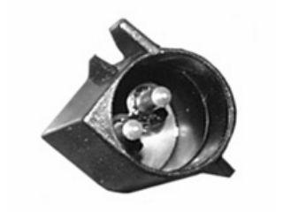 Ventilateur, refroidissement du moteur - VAN WEZEL - 1830747