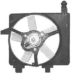 Ventilateur, refroidissement du moteur - VWA - 88VWA1831746