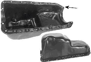 Carter d'huile - VAN WEZEL - 1847070