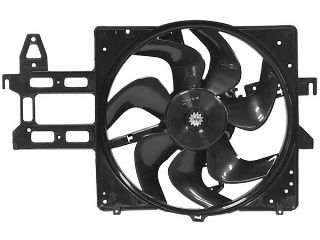 Ventilateur, refroidissement du moteur - VAN WEZEL - 1855748